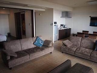 カフーリゾートフチャクコンド・ホテルの部屋の写真とアメニティなどカフーリゾートフチャクコンド・ホテルの部屋の写真とアメニティなど